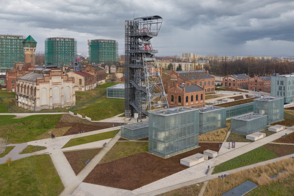 Architektura Muzeum Śląskiego w Katowicach